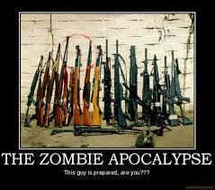 Zombie Apocalypse Blog