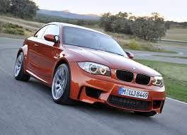 BMW 1-Series M Coupe 2011
