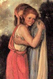 Ruth, die Großmutter von David war keine Jüdin! Ruth-Naomi_0