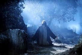 jesus in gethsemane Ahnsahnghongs Missionahnsahnghong