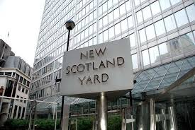 Scotland Yard charges man with