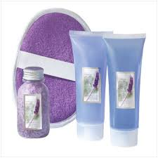 Lavender Bath Gel