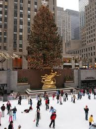 Pictures of Rockefeller Center