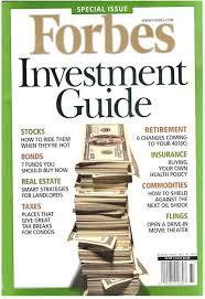 Free 1 Year Forbes Magazine