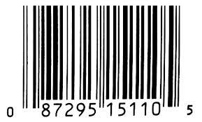 Lo que es un codigo de barras.