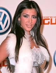 """""""""""أســرار الجمــال لــدى الايـرانيـــات - Kim Kardashian kim_kardashian_pictu"""