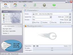 Free Easy CD DVD Burner 5.1.0