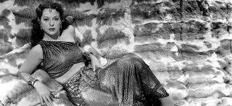 Site of Hedy Lamarr