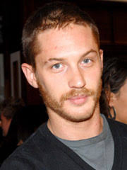 Tom Hardy when, aged 19,
