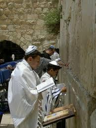 Neuzeitliches religiöses Judentum Klagemauer2