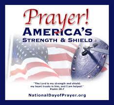 Prayer! America's Strength & Shield