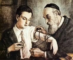Neuzeitliches religiöses Judentum Teffilin