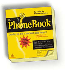 Get the phone book