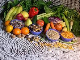 la sana alimentación