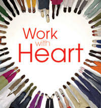 Work with Heart - dia mundial do corao
