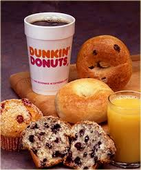 Dunkin Donuts Opens First