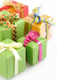ركن الهدايا و التوزيعات