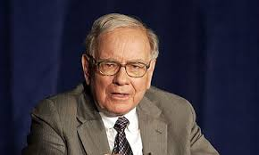 Warren Buffett has given