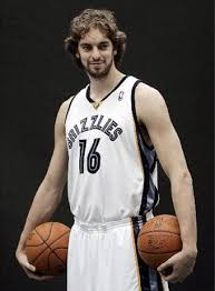 Pau Gasol Basketball Player