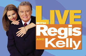 It features Regis Philbin,