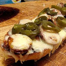 super bowl, french bread pizza