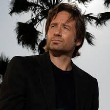 David Duchovny Makes People