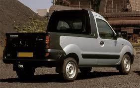 Renault Kangoo Express Pickup 1.5 dCi 50kW