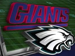 Giants Eagles