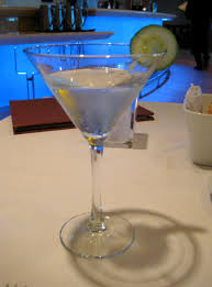 Hendricks Martini