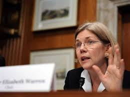 Elizabeth Warren makes first