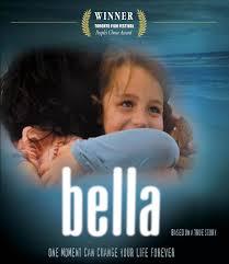 """Bella 782941 Il film """"Bella"""" premiato e campione d'incassi in America, oscurato in Italia per il suo messaggio positivo e alternativo all'aborto. Video."""