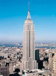 Empire State Building still in