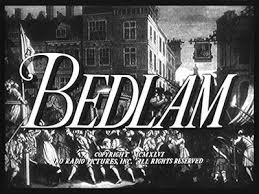 BEDLAM Title