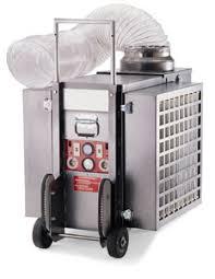 negative air equipment