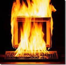 komputer terlalu panas