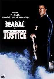 Justice sauvage affiche