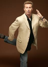 Comedian Brian Regan Gets