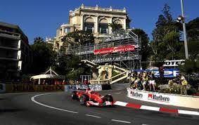 Monaco Grand Prix: Amanda On