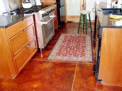 Country Kitchen Floor Plans,
