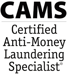 Association of Certified Anti-Money Laundering Specialists / CAMS Certification