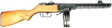 Liste des répliques - Partie II, les pistolets-mitrailleurs [Achevée] Ppsh-41