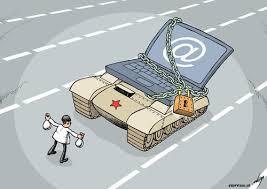 Cartoon: Internet censorship