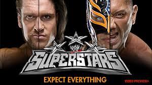 WWE Superstar DVDs