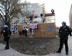 Occupy DC protesters are