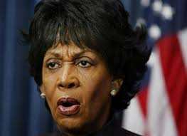 Maxine Waters Ask Blacks for