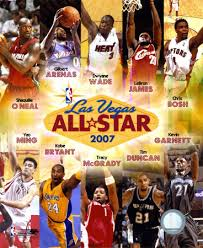 2007 NBA All Star Game Matchup