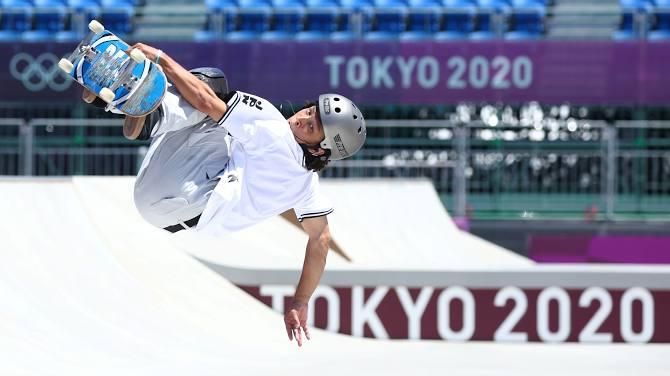skate en Tokio 2020