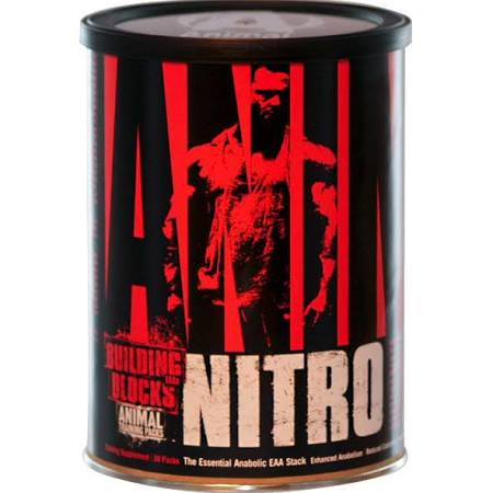 Universal Nutrition Animal Nitro (30 Packs)