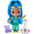 """Fisher-Price 6"""" Shimmer and Shine Doll - Shine"""