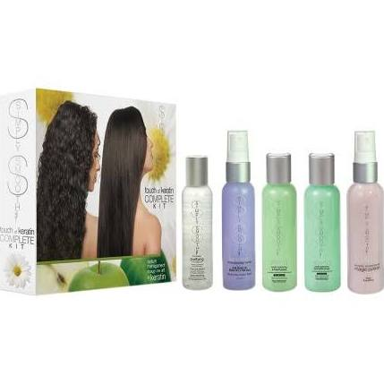 Simply Smooth Touch of Keratin Complete